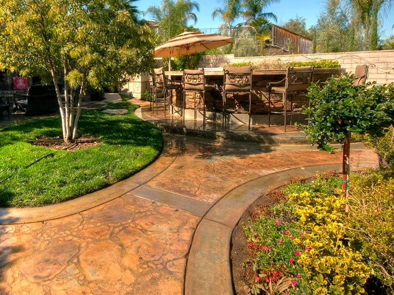 Greecian pools bakersfield ca kern county concrete for Landscaping rocks bakersfield ca