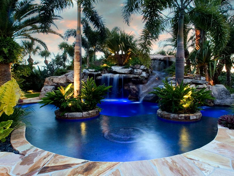 Greecian pools bakersfield ca spool cocktail swimming for Pool design names