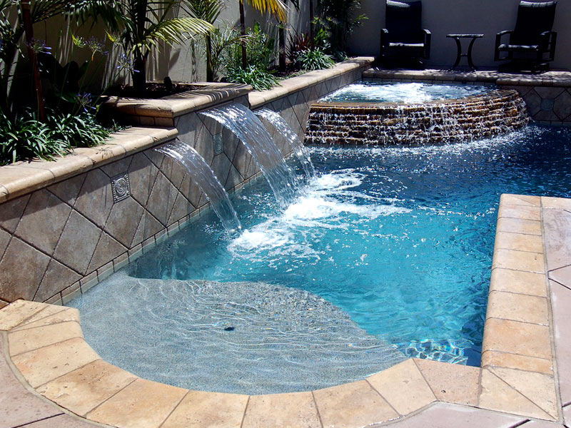 Greecian pools bakersfield ca geometric swimming pools for Pool design names