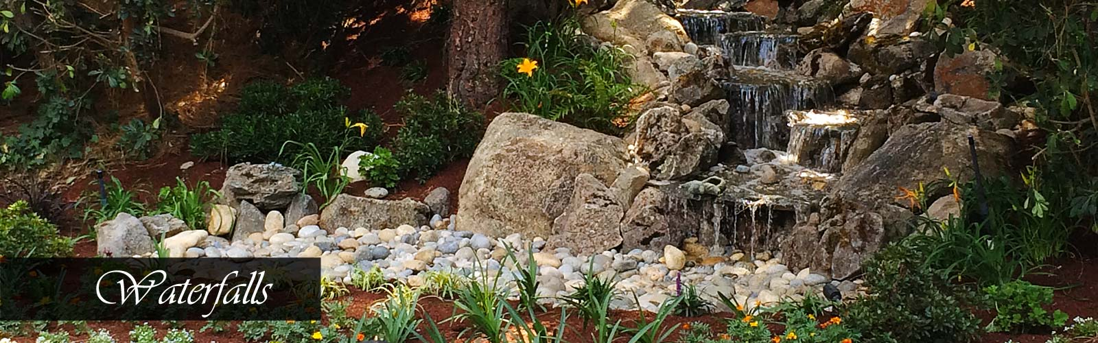 Bakersfield Waterfall and Pond Experts